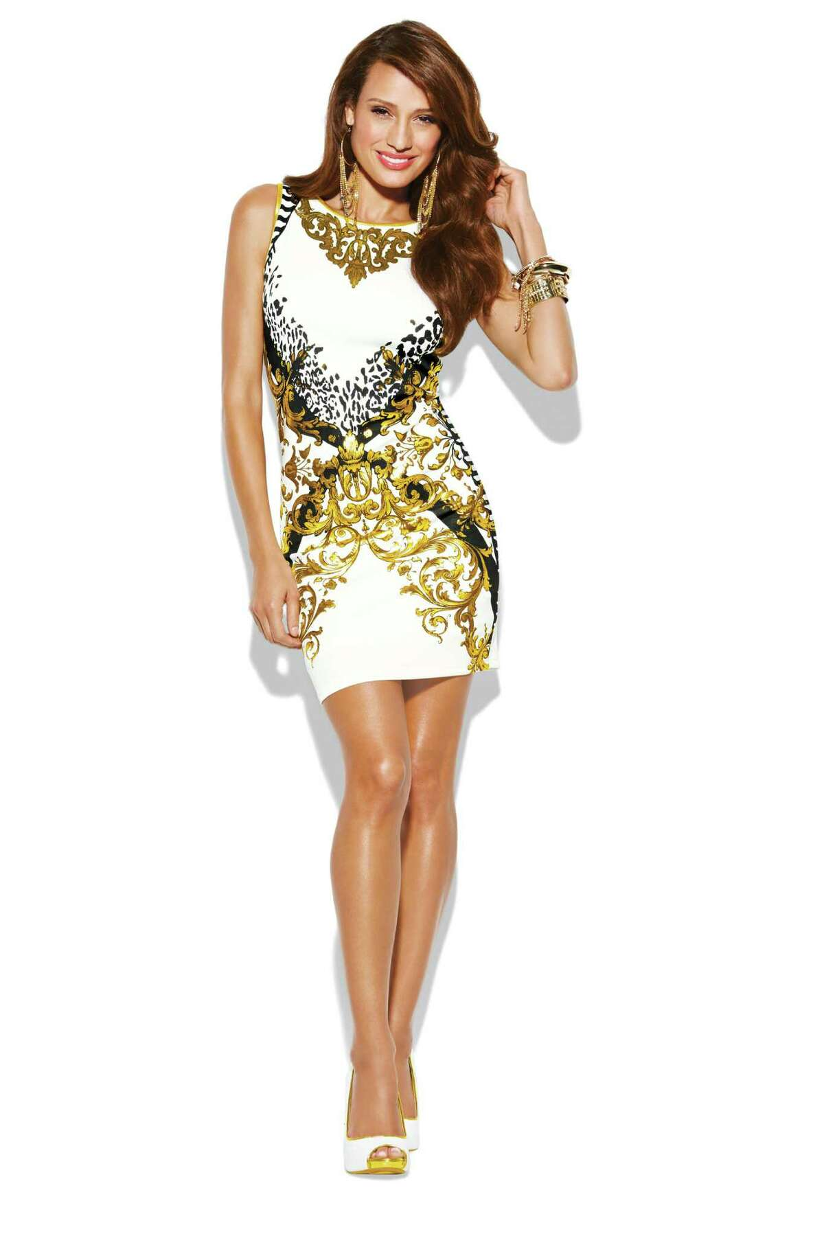 All dresses are $89.50-$99.50 and available at Macy's and macys.com