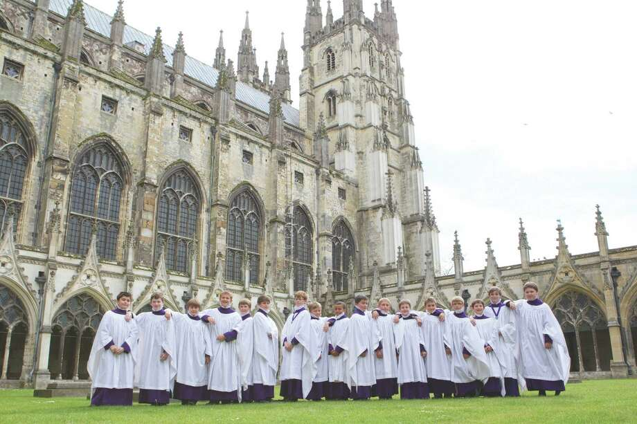 The Canterbury Cathedral Choir will perform Tuesday at St. John the Divine church. Photo: Courtesy St. John The Divine / ONLINE_YES