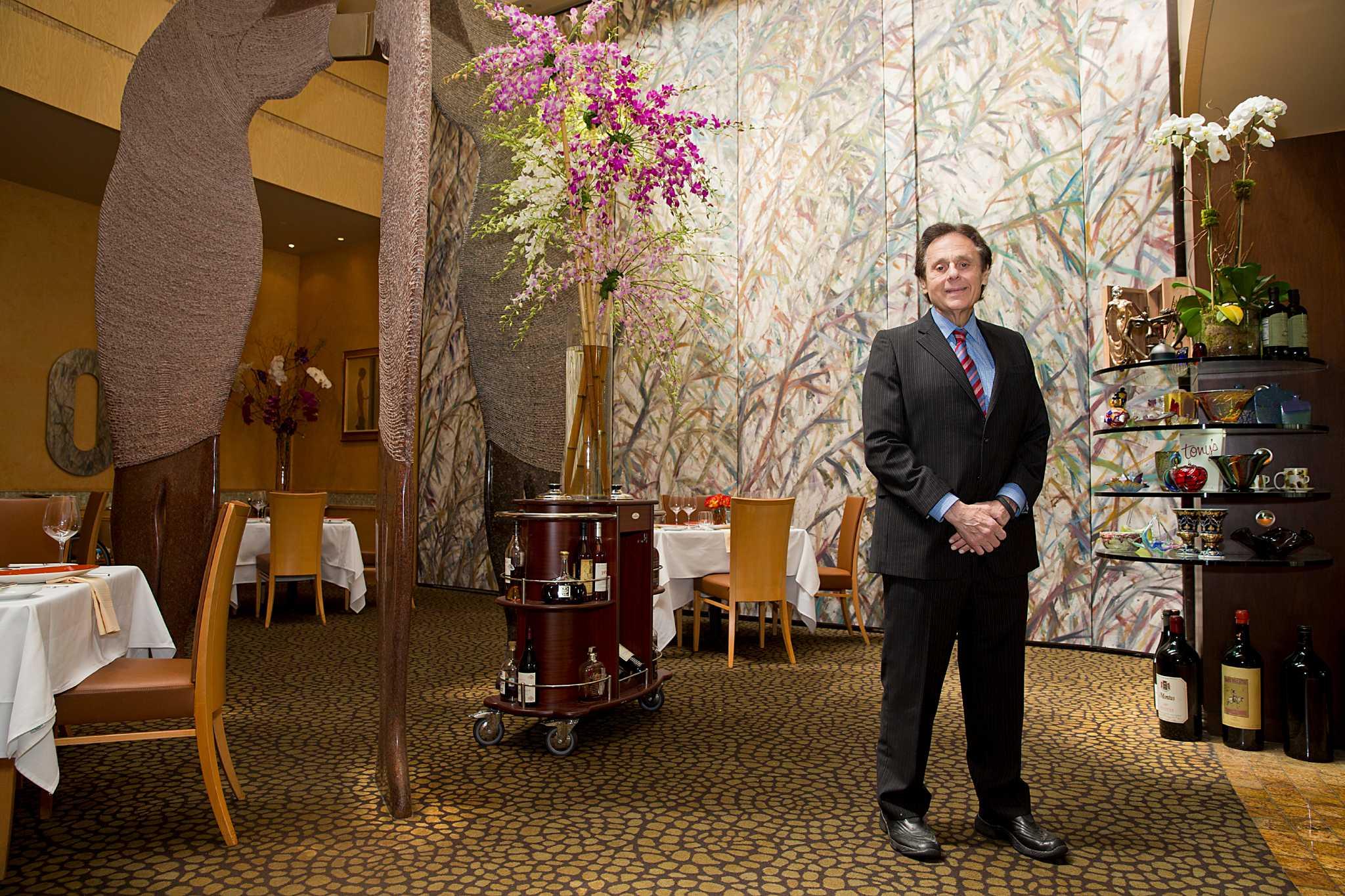 Tony S Celebrates Five Decades