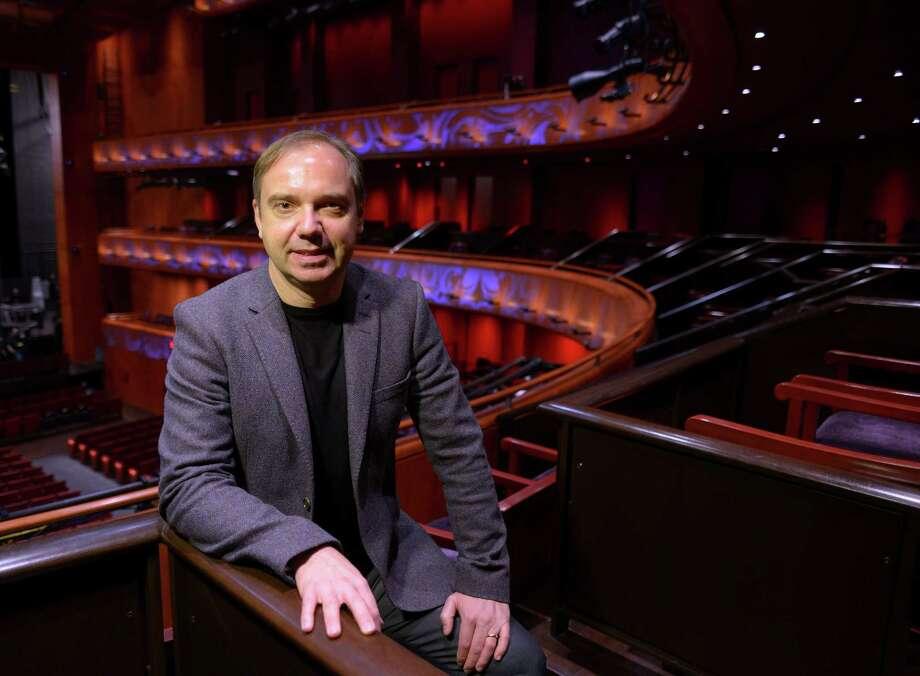 Sebastian Lang-Lessing is the eighth musical director in the San Antonio Symphony's 75-year history. Photo: Billy Calzada /San Antonio Express-News / San Antonio Express-News