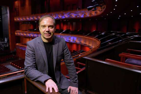 Sebastian Lang-Lessing is the eighth musical director in the San Antonio Symphony's 75-year history.