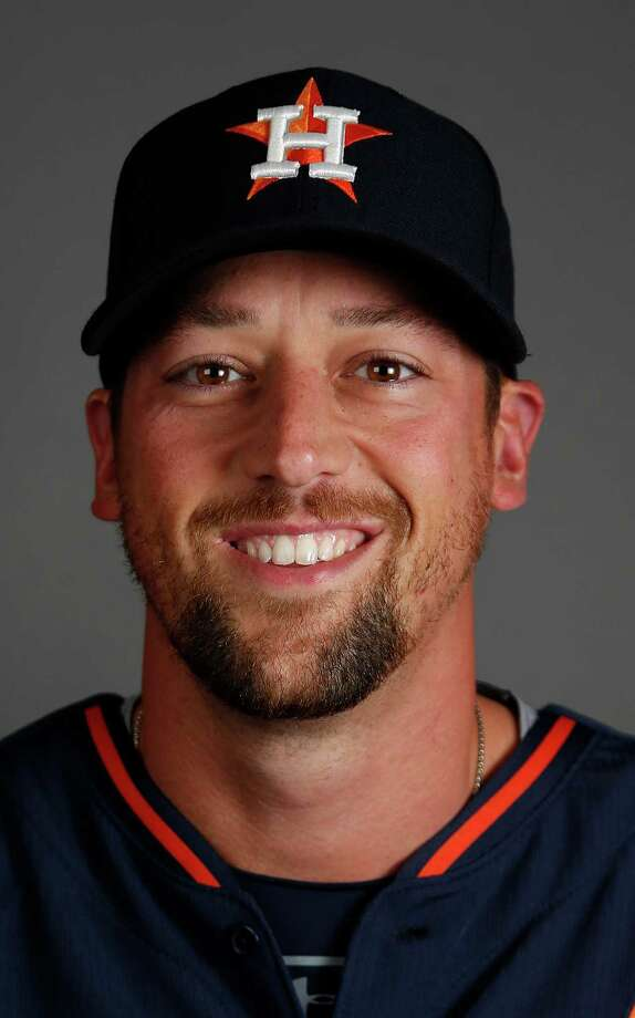 Houston Astros relief pitcher Luke Gregerson photographed during Houston Astros spring training at the Osceola County facility, Thursday, Feb. 26, 2015, in Kissimmee. ( Karen Warren / Houston Chronicle  ) Photo: Karen Warren, Staff / © 2015 Houston Chronicle