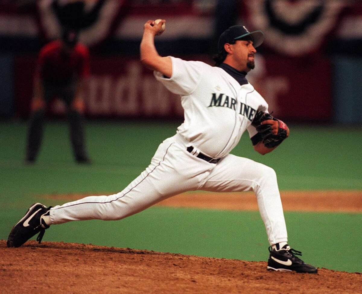 Bobby Ayala, relief pitcher 1995: Fans loved to hate Ayala, who had a knack for blowing saves. He ended the season with a 4.44 ERA and 6-5 record, earning just 19 saves despite finishing 50 games. NOW: After retiring following the 1999 season, Ayala served as a special consultant to the Mariners a few years ago, and even manned a Safeco Field pretzel stand in 2011.