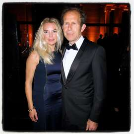 Anne-Sophie and Paul Deneve at the Mid-Winter Gala. March 2015. By Catherine Bigelow.