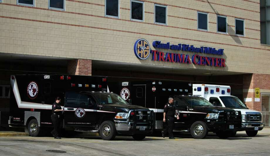 Klotman Funding Shortage Jeopardizes Trauma Care Houston Chronicle
