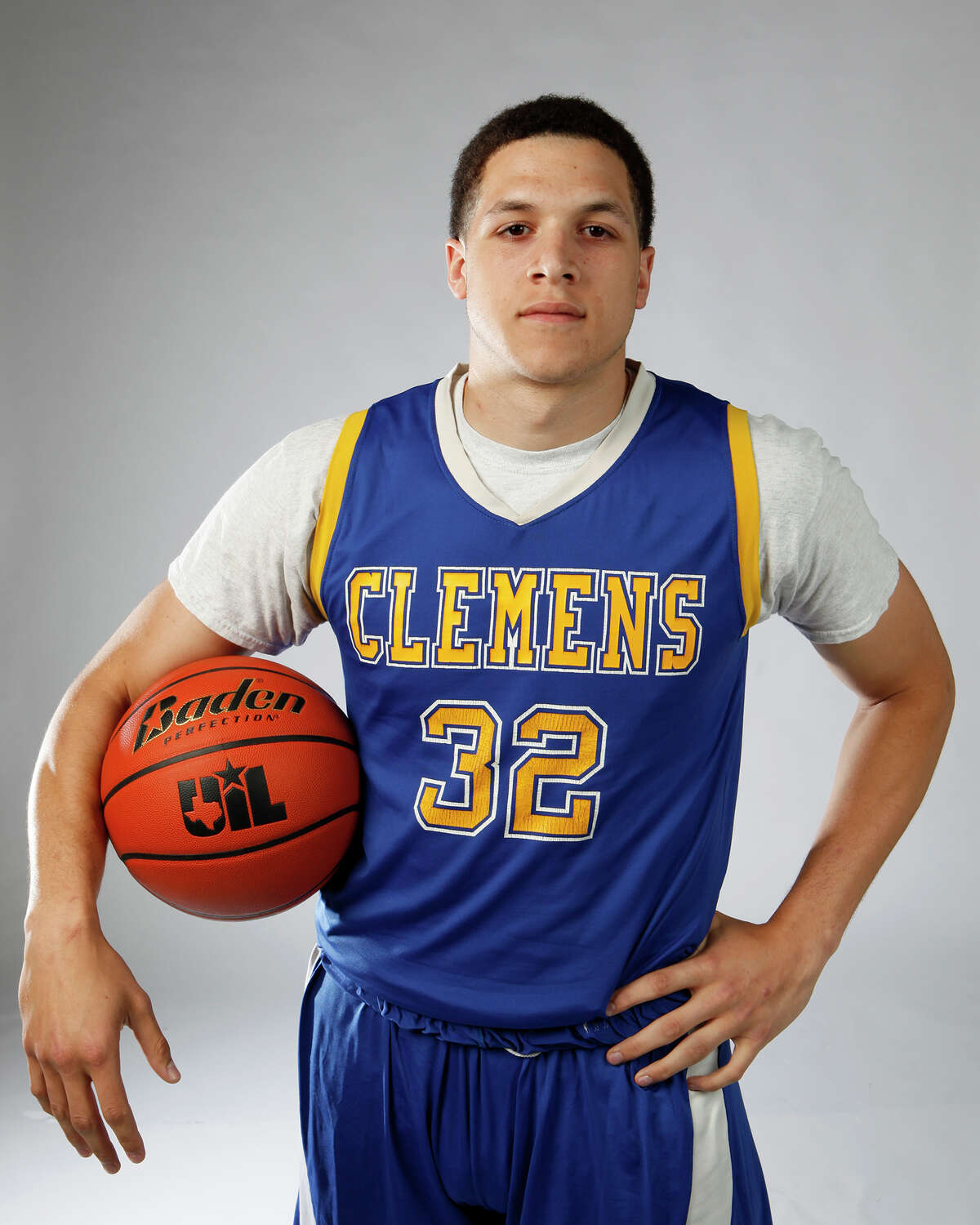 Cayne Edwards of Clemens was chosen for the 2015 Express-News All-Area basketball team.