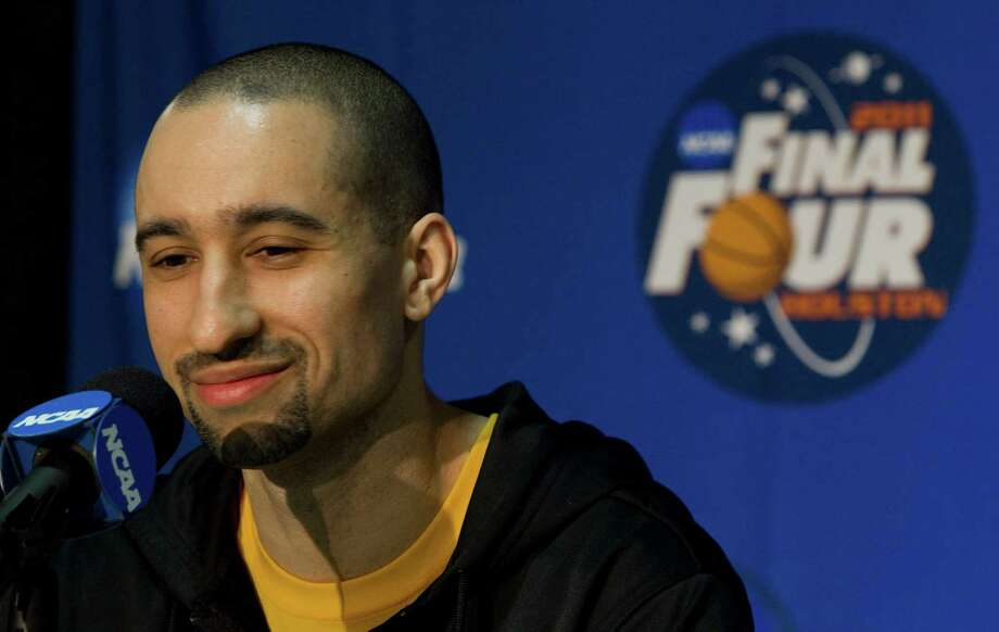 New Texas coach Shaka Smart has Final Four credentials, having taken Virginia Commonwealth to the national semifinals in Houston in 2011. Photo: Brett Coomer, Staff / Houston Chronicle