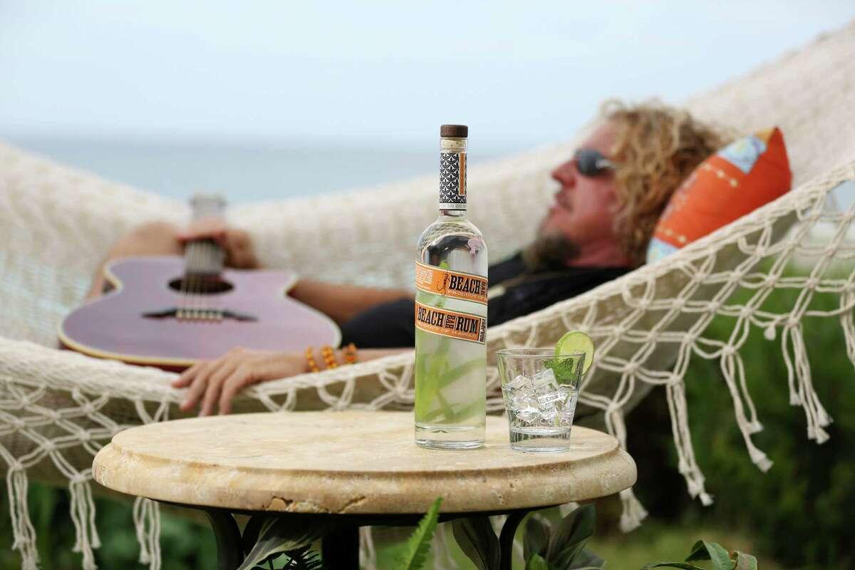 Rocker Sammy Hagar's newest offering is Sammy's Beach Bar Rum.