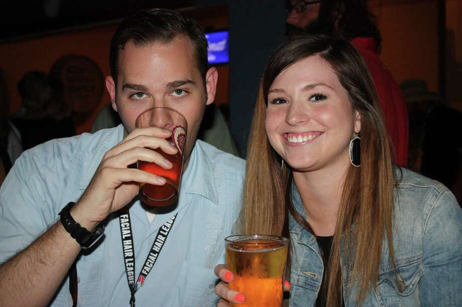 It was a hairy situation Saturday at 502 Bar when hordes of bearded San Antonio men showed up for the super hero themed beard and mustache competition, BeardCon. Photo: By Jennifer Luna, For MySA.com