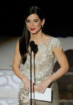 HOLLYWOOD - MARCH 07: Actress Sandra Bullock presents onstage during the 82nd Annual Academy Awards held at Kodak Theatre on March 7, 2010 in Hollywood, California.  (Photo by Kevin Winter/Getty Images) *** Local Caption *** Sandra Bullock Photo: Kevin Winter, Getty Images / 2010 Getty Images