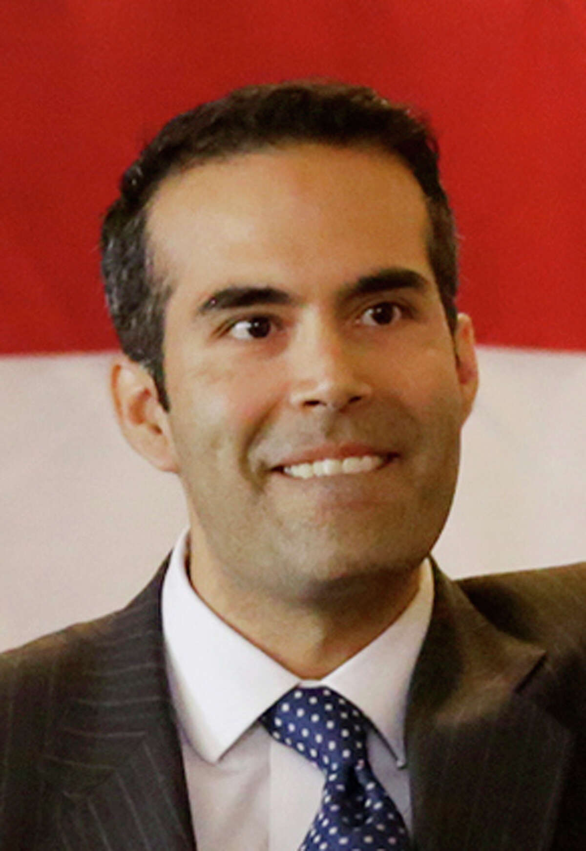 George P. Bush: Born in Houston, Bush currently serves as the Texas Land Commissioner.