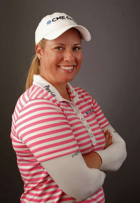 PHOENIX, AZ - MARCH 18:  Brittany Lincicome   poses for a portrait ahead of the LPGA Founders Cup at Wildfire Golf Club on March 18, 2015 in Phoenix, Arizona.  (Photo by Christian Petersen/Getty Images) Photo: Christian Petersen, Staff / 2015 Getty Images