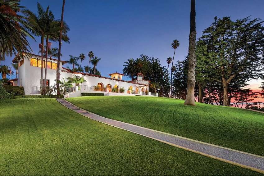 The oceanside California mansion dubbed the Western White House and La Casa Pacifica by former owner President Richard Nixon is up for sale at $75 million.