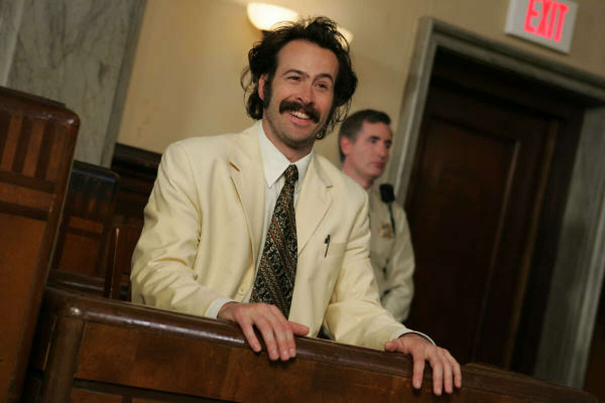 Jason Lee The My Name is Earl star has been a Scientologist since the early '90s. He's appeared in several Kevin Smith films and asked that Smith remove a joke about Scientology from the religious satire Dogma,but he's not the only high-profile celebrity in the church.