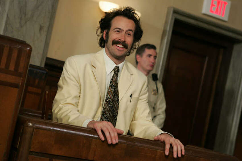 Jason Lee The My Name is Earl star has been a Scientologist since the early '90s. He's appeared in several Kevin Smith films and asked that Smith remove a joke about Scientology from the religious satire Dogma, but he's not the only high-profile celebrity in the church.