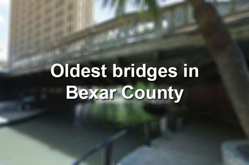 Click through to see the oldest bridges in the county - roads you probably drive on every day.