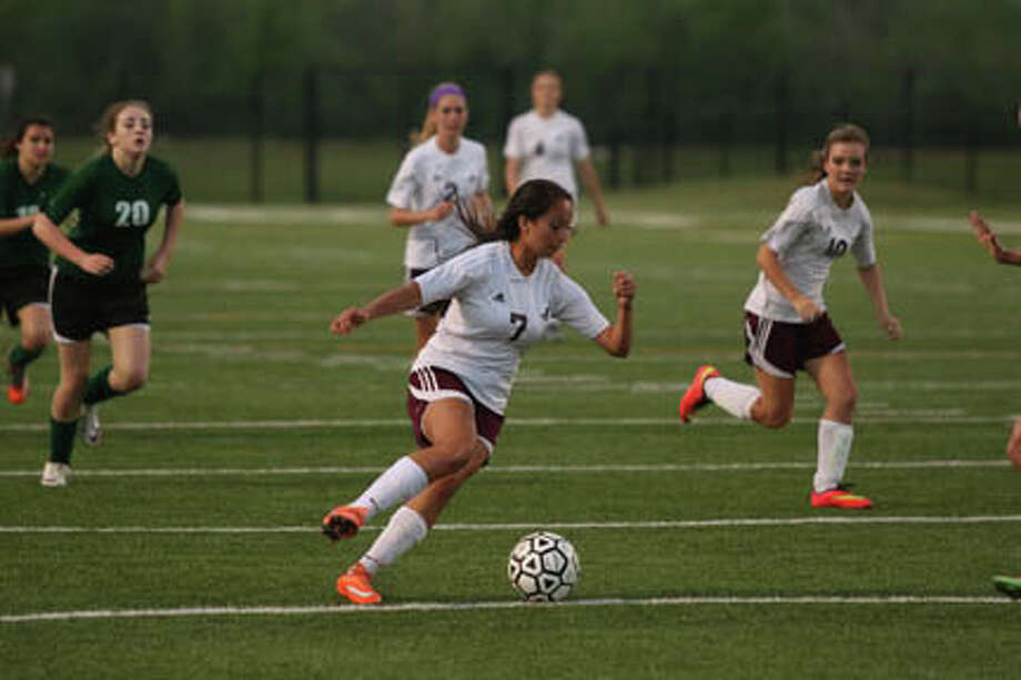 Another shutout for the Lady Dawgs against LCM photgo by Jason Dunn