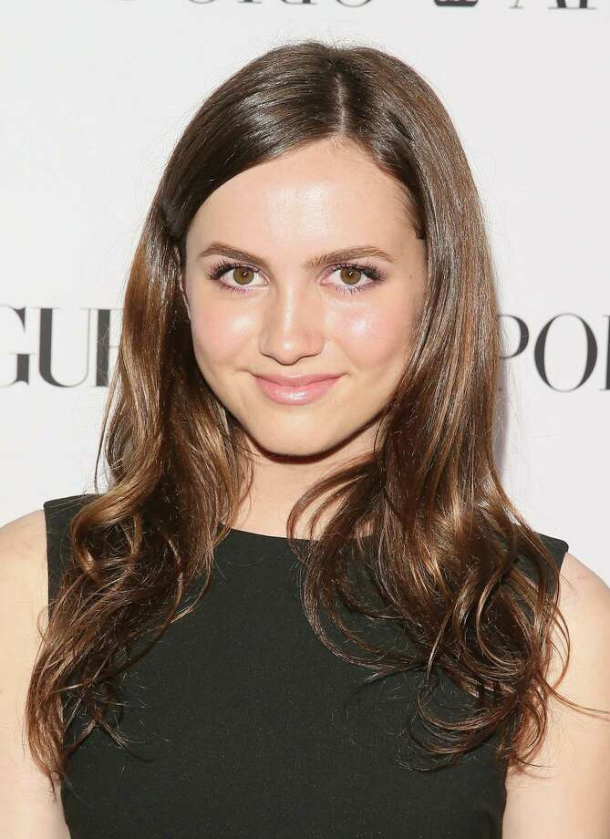 "Actress Maude Apatow is the daughter of director Judd Apatow, actress Leslie Mann. She plays the role of Cleo in the TV series, ""Girls."" She has also appeared alongside her mother in ""Knocked Up"" and ""This is 40."" Photo: JB Lacroix, Getty Images  / 2014 JB Lacroix"