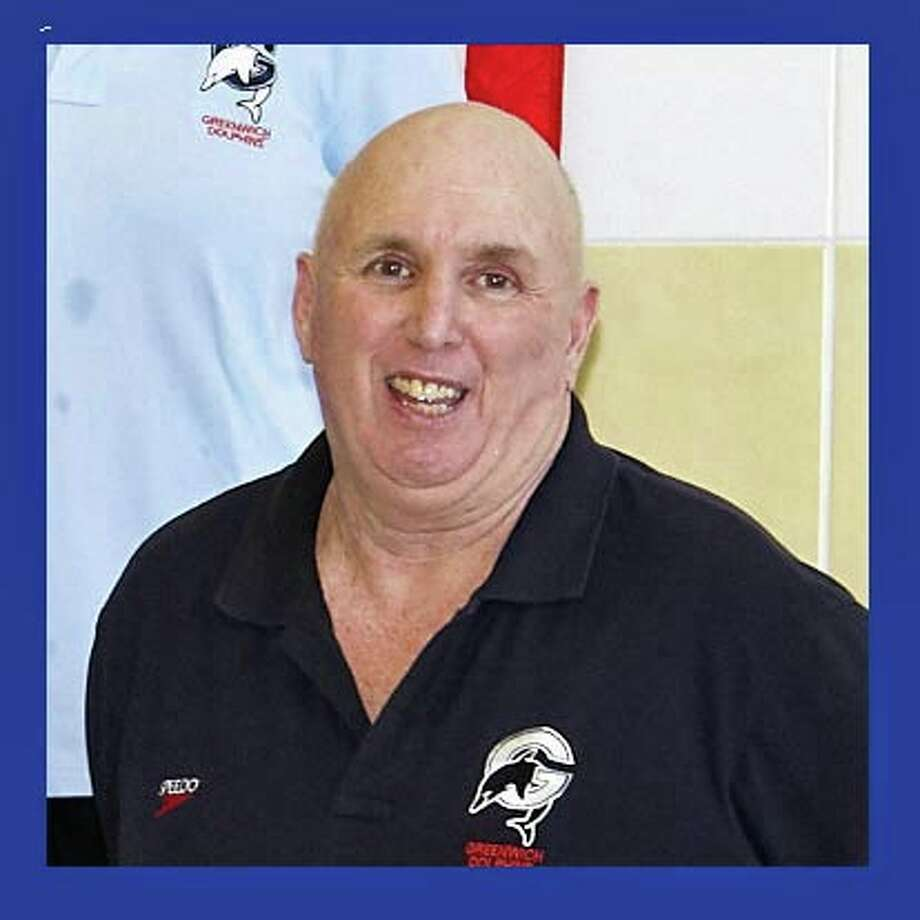 Head Coach Nick Cavataro of the nationally ranked YWCA Dolphins Swim Tea will be honored at the YWCA Greenwich Persimmon Ball's black-tie dinner dance fund raiser set for 6:30 p.m. April 10 at the Hyatt Regency. For information, www.ywcagreenwich.org/events/benefits/persimmon-ball/ or contact Amanda Macedo at 203-869-6501, ext.102 or email a.macedo@ywcagreenwich.org. Photo: Contributed Photo / Greenwich Time Contributed
