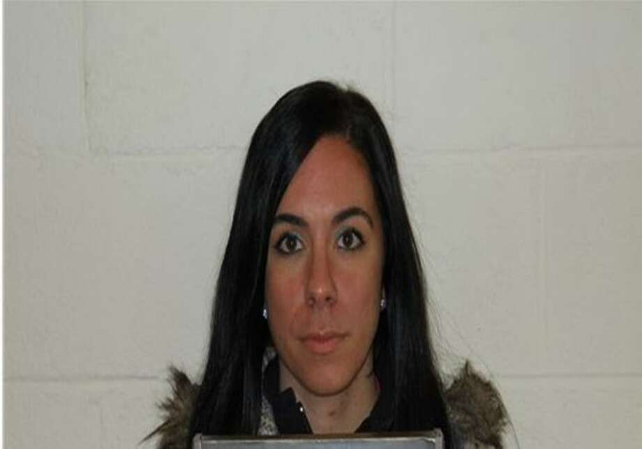 Former Pennsylvania high school teacher Erica Ann Ginnetti pleaded guilty to having sex with a male student. She was sentenced April 3, 2015, to 30 days in jail and 60 days house arrest. (Photo via County of Montgomery, Pa., District Attorney)