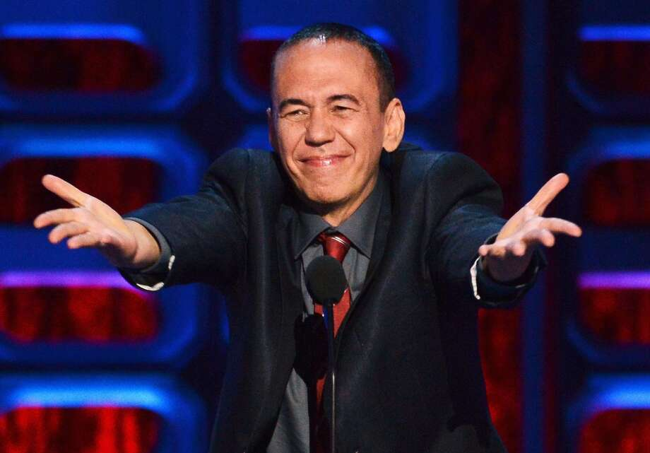 Comedian Gilbert Gottfried performs Friday through Sunday at the Laugh Out Loud Comedy Club. Photo: NBC/Getty Images