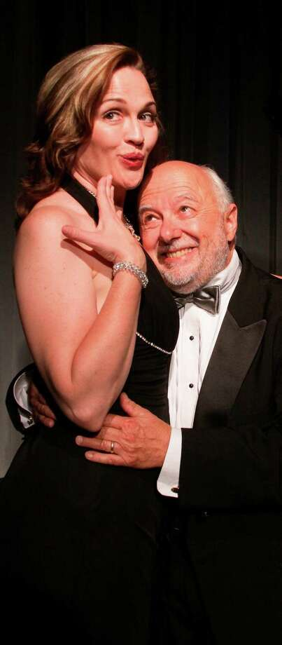 """The Riccardis will present their cabaret show, """"An Evening With Sandy and Richard Riccardi,"""" on Sunday, April 19, in Napa. Photo: Sandy And Richard Riccardi / ONLINE_YES"""
