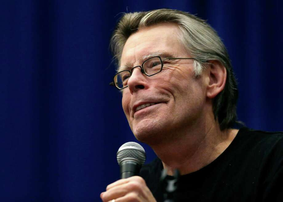 """Stephen King is publishing """"Finders Keepers,"""" which features some characters from his last scarefest """"Mr. Mercedes."""" Photo: Elise Amendola /Associated Press / AP"""