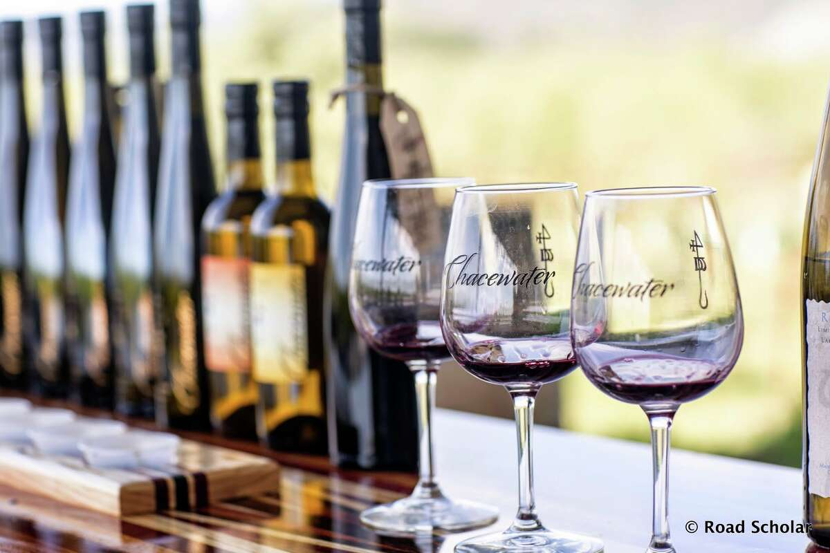 Chacewater Winery and Olive Mill: Beery also points visitors to Chacewater Winery & Olive Mill in Kelseyville. Mark Burch, the winemaker at Chacewater,