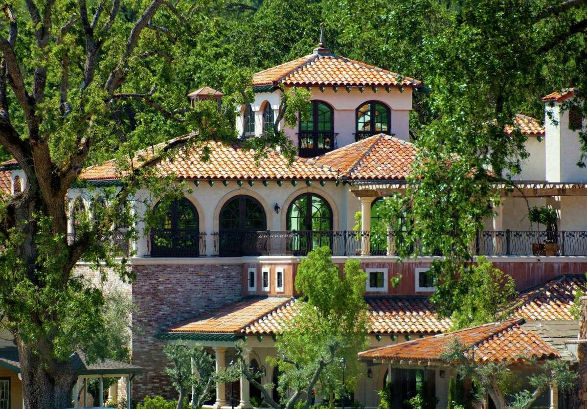 Brassfield Estate Winery's majestic 2,500-acre estate in Clearlake Oaks includes a 1,000-acre wildlife preserve.