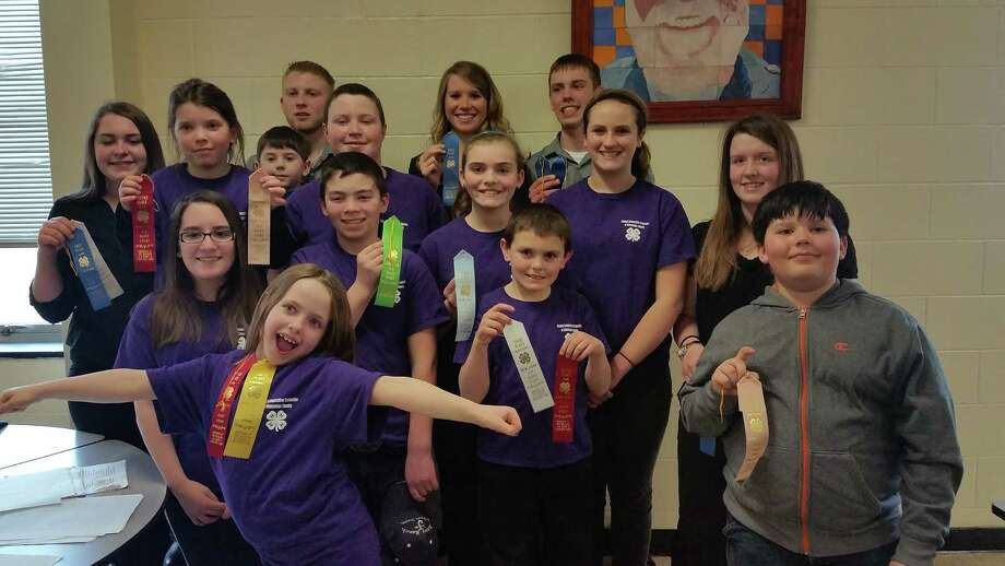 4-H members from across the Capital Region traveled to Ichabod Crane High School to participate in the Capital District 4-H Dairy Bowl Contest hosted by Columbia/Greene Cornell Cooperative Extension.(Submitted Photo)
