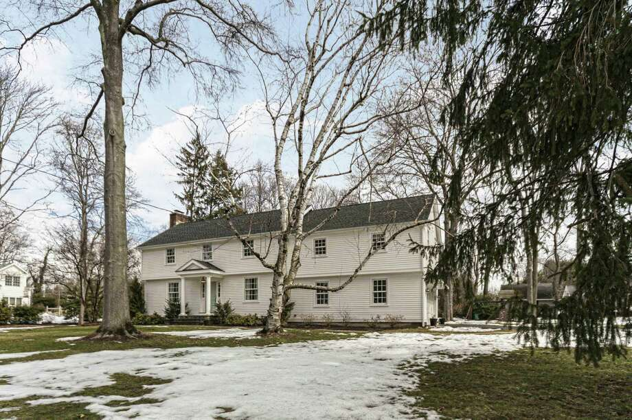 The property at 14 Pasture Lane in Darien Photo: Contributed Photo / New Canaan News