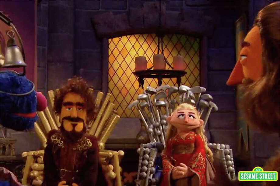 Sesame Street: Game of Thrones | Photo Credits: Sesame Street