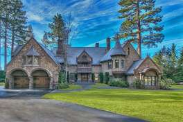 """""""The Castle on Lake Tahoe"""" at 857 Lakeshore Blvd in Incline Village is listed for $26M. Click here for the listing."""