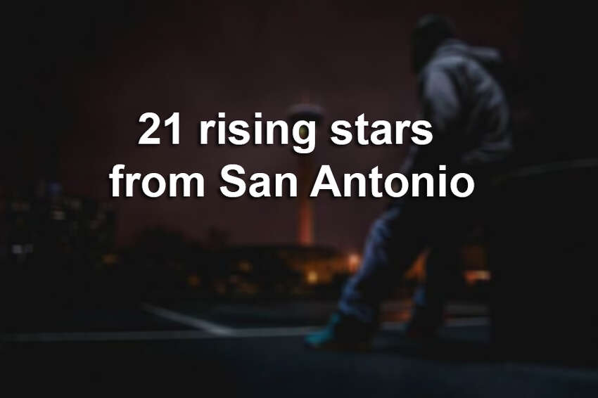 21 rising stars in their 20s from San Antonio.