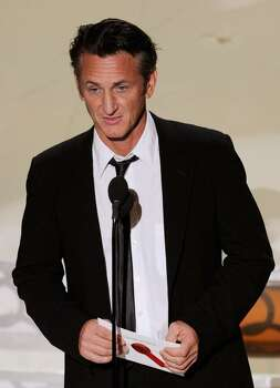 HOLLYWOOD - MARCH 07:  Actor Sean Penn presents onstage during the 82nd Annual Academy Awards held at Kodak Theatre on March 7, 2010 in Hollywood, California.  (Photo by Kevin Winter/Getty Images) *** Local Caption *** Sean Penn Photo: Kevin Winter, Getty Images / 2010 Getty Images