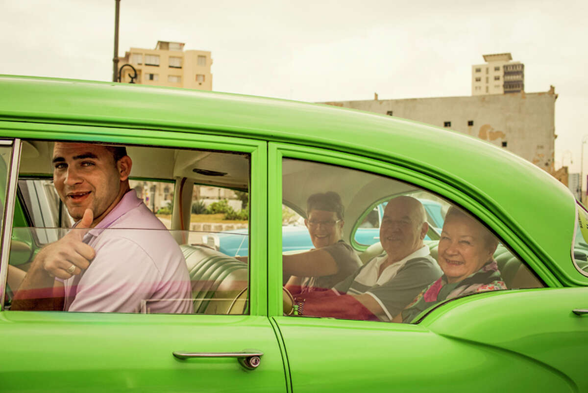Vacations to Cuba have been up 20 percent, the Associate Press reported. The visits are mostly by non-U.S. travelers.