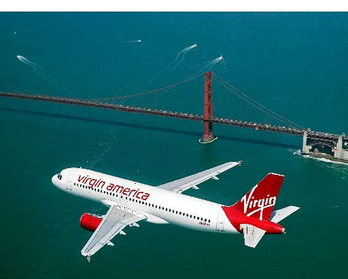 12. Virgin America Total baggage reports:524Total enplaned passengers:640,746 Reports per 1,000 passengers: 0.82
