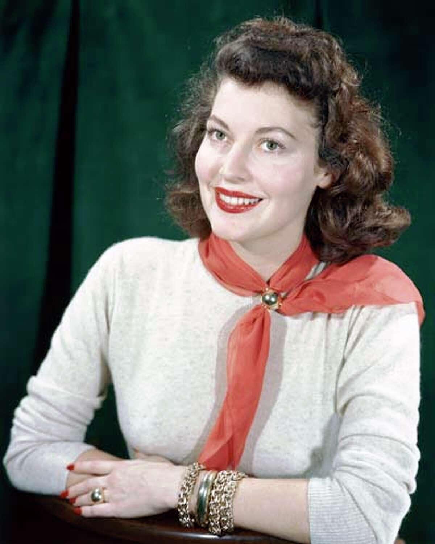 Circa 1940: Ava Gardner