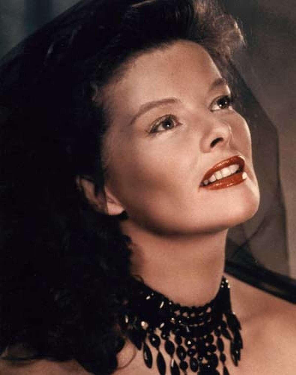 1940: Katharine Hepburn