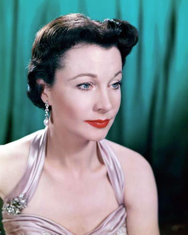 Circa 1940: Vivien Leigh