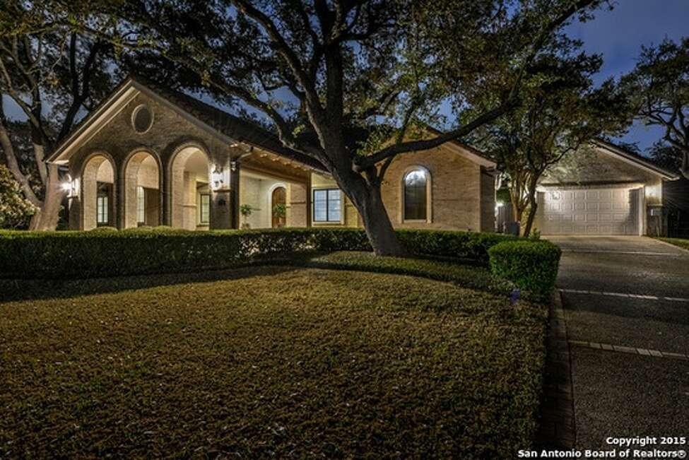 702 Contadora in San Antonio Listing price: $985,000 Bedrooms: 4 Bathrooms: 3 full, 2 partial Home size: 5,085 square feet Lot size: .58 acres Source: Trulia