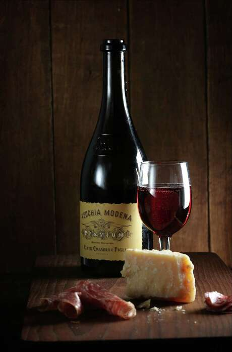 Lambrusco is famously popular in the northern Italian region of Emilia-Romagna, where it's often served with the region's Parmigiano-Reggiano and cured meats. (E. Jason Wambsgans/Chicago Tribune/TNS) Photo: E. Jason Wambsgans /Chicago Tribune / Chicago Tribune