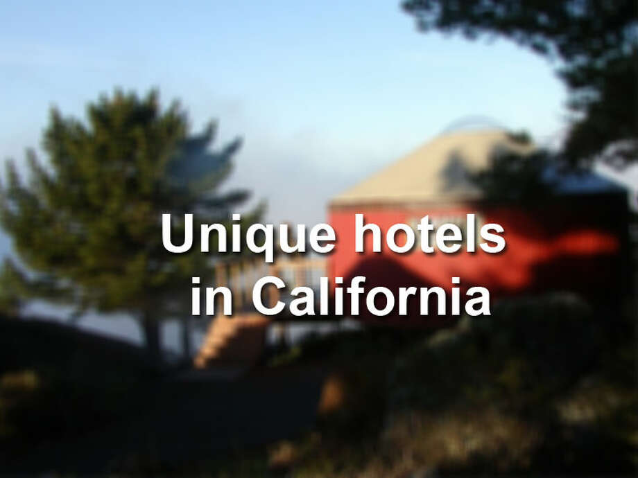 And now for some unique hotels that are closer to home... Photo: Handout