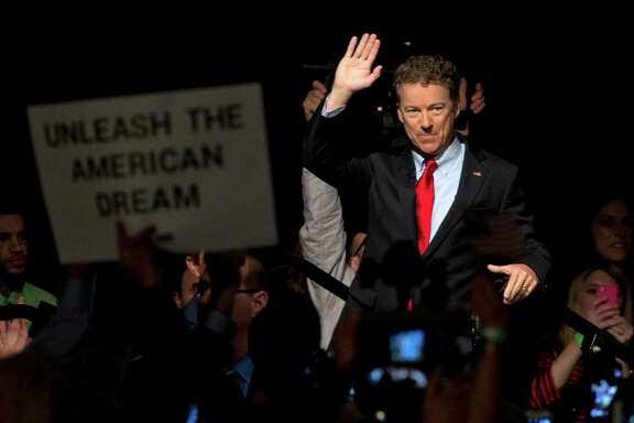 "Sen. Rand Paul, R-Ky.,  launched  his presidential campaign Tuesday with a combative message against both Washington and his fellow Republicans:    ""We have come to take our country back."""