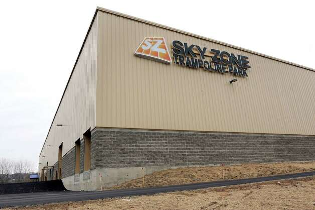 SkyZone indoor trampoline park on Tuesday, April 7, 2015, in Menands, N.Y. (Cindy Schultz / Times Union) Photo: Cindy Schultz / 00031336A
