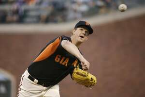 Giants beat: Matt Cain's rehab is proceeding cautiously - Photo