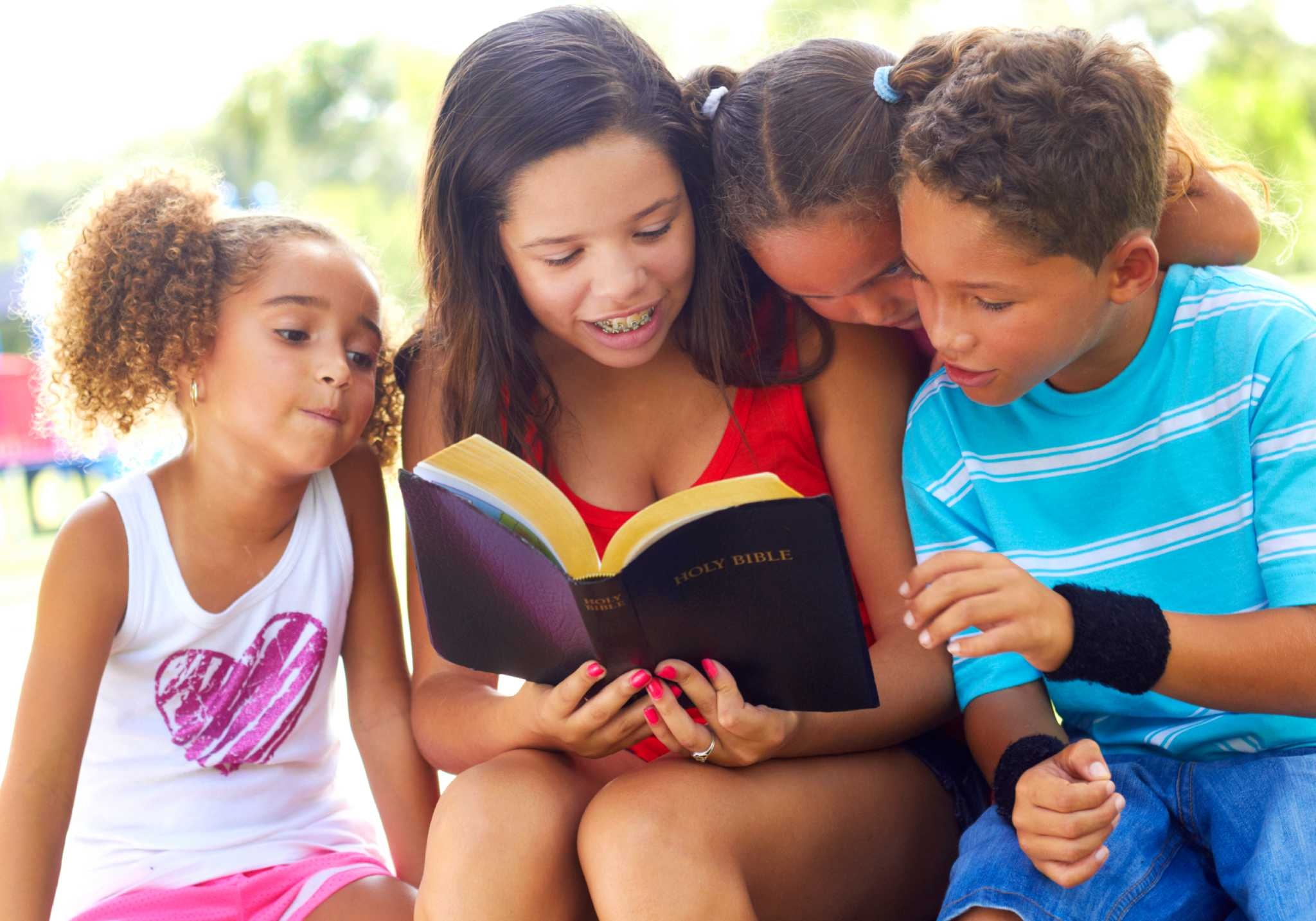 Faith based grants to train teenage girls 3