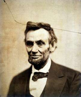 **ADVANCE FOR SUNDAY, FEB. 8** **FILE**This file portrait of President Abraham Lincoln dated Feb. 5, 1865 is on display at Washington's National Portrait Gallery.  (AP Photo/National Portrait Gallery, file)