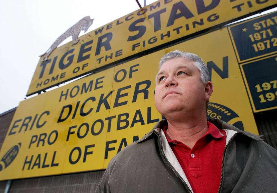 T.J. Mills led Sealy to four state championships and one runner-up finish as the Tigers' coach. Photo: DARWIN WEIGEL, AP / ODESSA AMERICAN