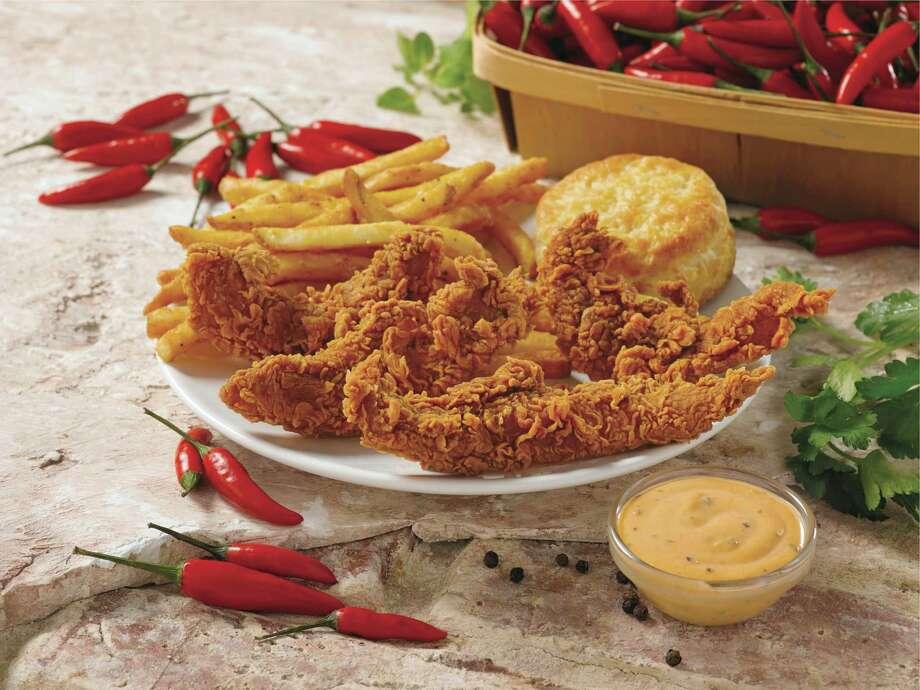 Red Stick Chicken Photo: --